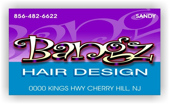 Cards1 on a business card we design the card as a mini sign for your business to hand out reheart Gallery